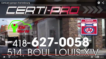 Certi pro charlesbourg : m�canique g�n�rale
