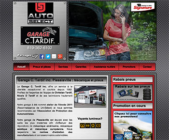 Garage C. Tardif Inc. Plessisville