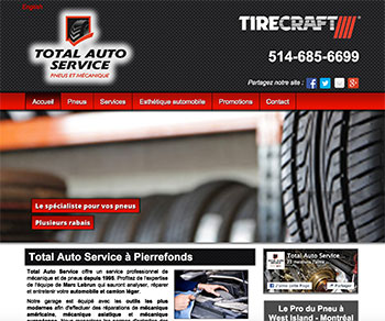 Total Auto Services Pierrefonds